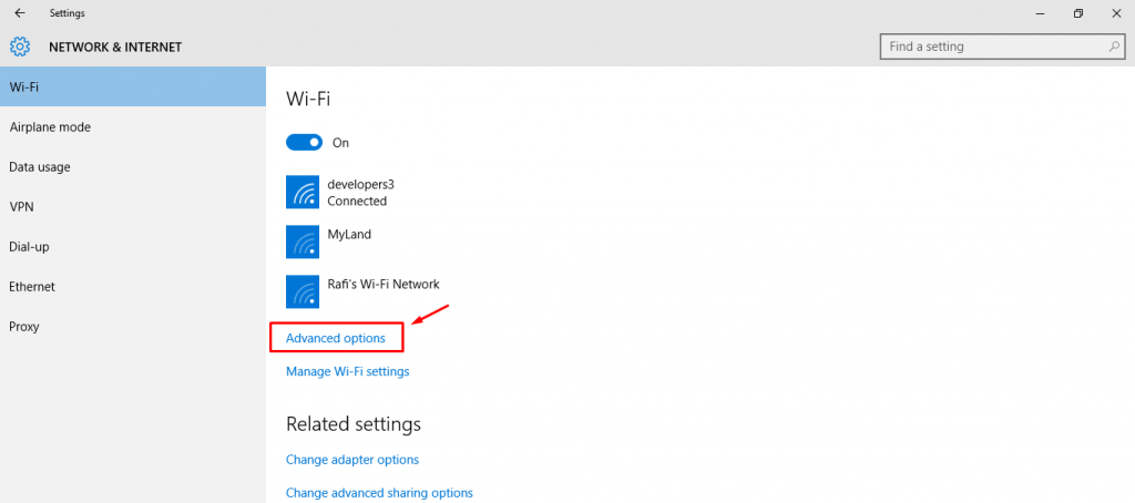 Step 2- How to turn off auto update in Windows 10