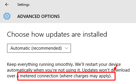 How to turn off auto update in Windows 10