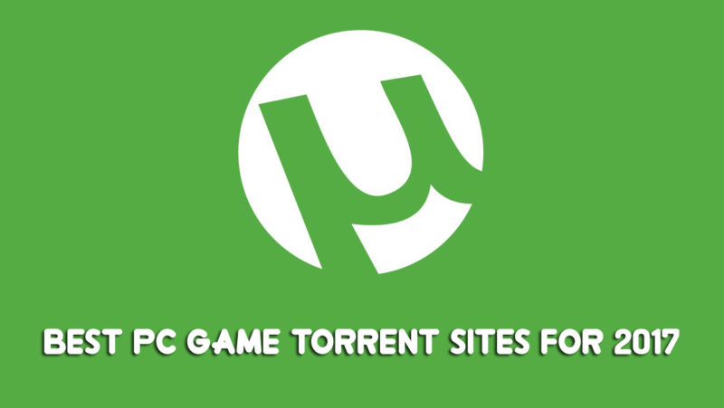 pc game torrenting sites