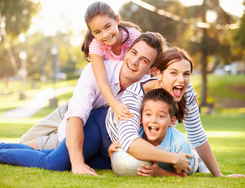 6 Secrets to a Happy and Healthy Family