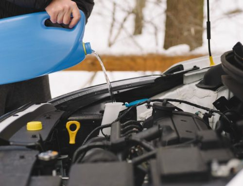 Importance of Using Windshield Washer Fluid