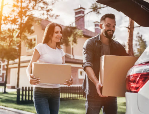 Moving Day: How to Control Your Spending