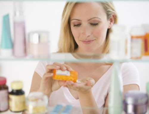 Getting Your Medicine Cabinet Cold & Flu Season Ready