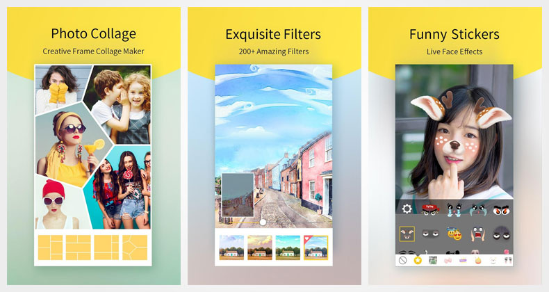 10 Best Camera Apps for Android 2018 - TenoBlog